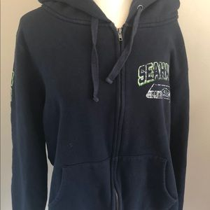 NFL Team Apparel Seattle Seahawks hoodie. Size XL